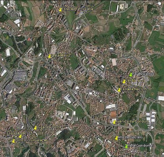 igreja do bonfim porto mapa A Vida em Fotos: 250   Rio Tinto: Lugar, Freguesia, Vila, Cidade igreja do bonfim porto mapa