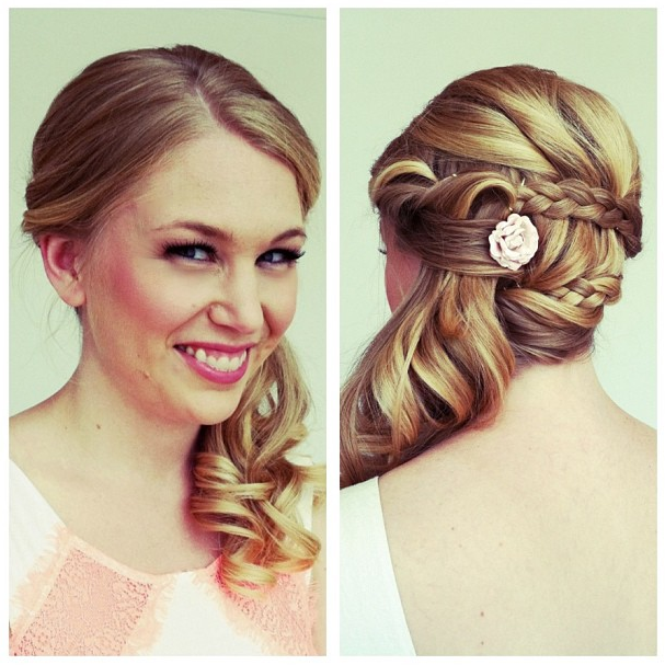 Wedding Makeup Hair Style: The Beauty Chronicles: Spring In Seattle: Bridal Hair And