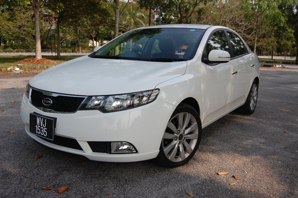 For Wheels: 2011 Naza-Kia Forte 2.0 tested
