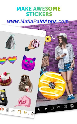 PicsArt Photo Studio & Collage Unlocked Apk MafiaPaidApps