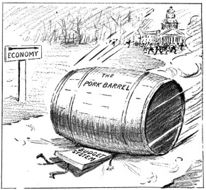 Pragmatist: Rolling Out The #Brexit Pork Barrel?
