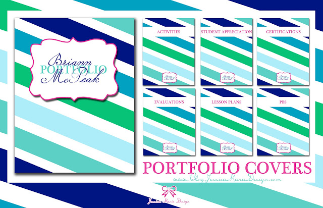 Jessica marie design blog july 2012 for Cda portfolio template