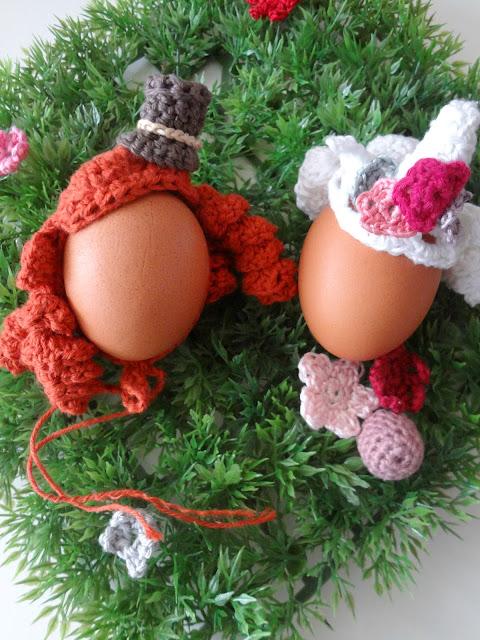 Easter Fun Cozies: The Damsel & The Unicorn Pattern