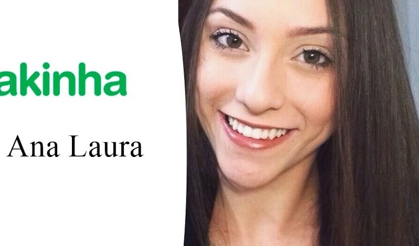 """Campanha de apoio a Ana Laura """"Todos pela Laura"""""""