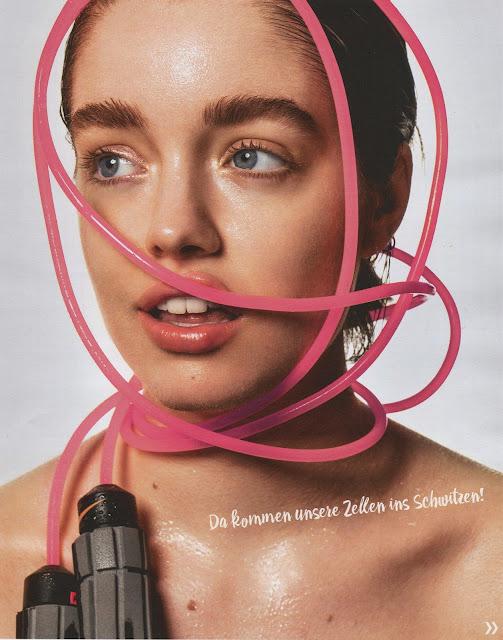 MD Management Modelagentur: Anja Abraham / GRAZIA Magazine