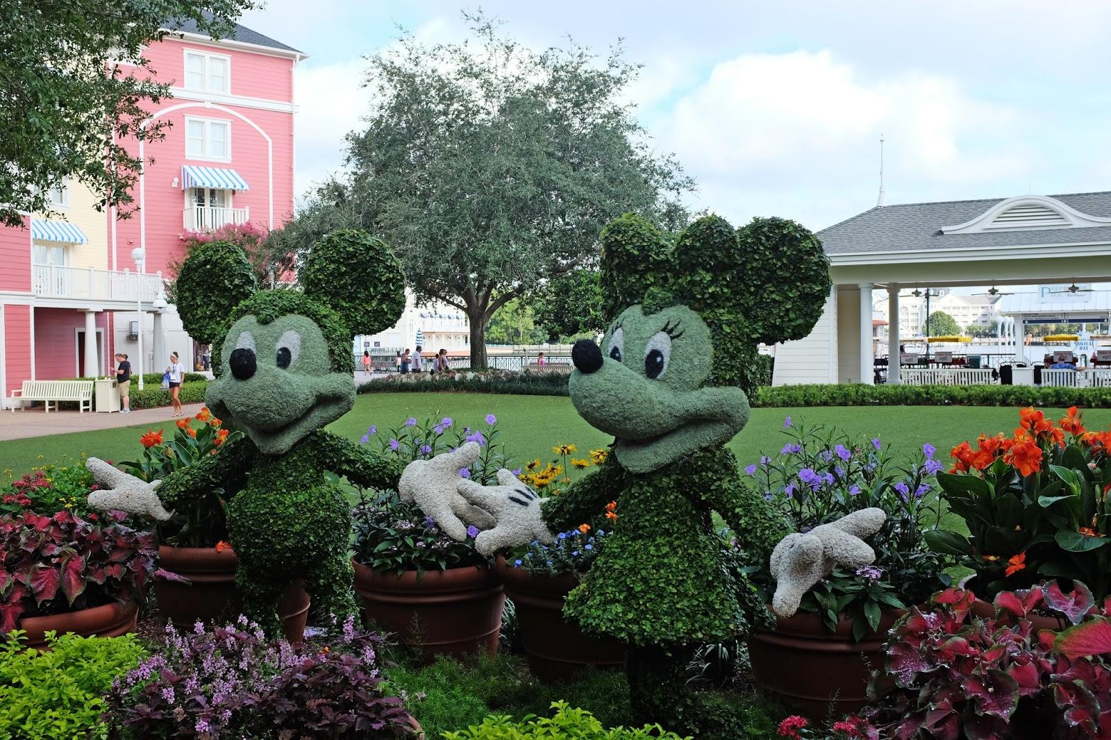 The Boardwalk at Walt Disney World, Florida