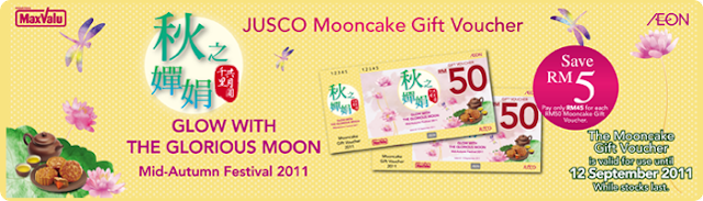 Jaya Jusco Mooncake Festival Promotion