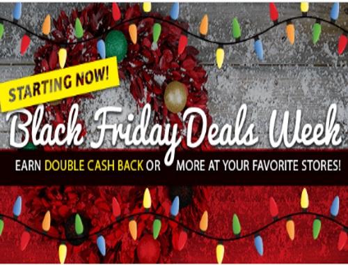 Swagbucks Black Friday Deals Week