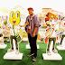Boboiboy Galaxy dan team Lawak Kampus bergabung dalam satu komik