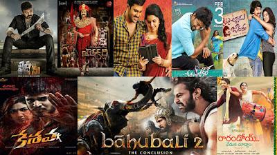 2017 Telugu Hit Flop Movies List