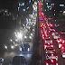 Péssimas condições de tráfego na avenida Salgado Filho