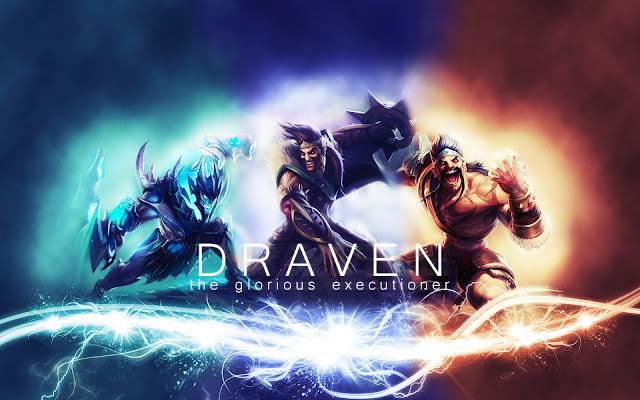 Bảng bổ trợ Draven mùa 7