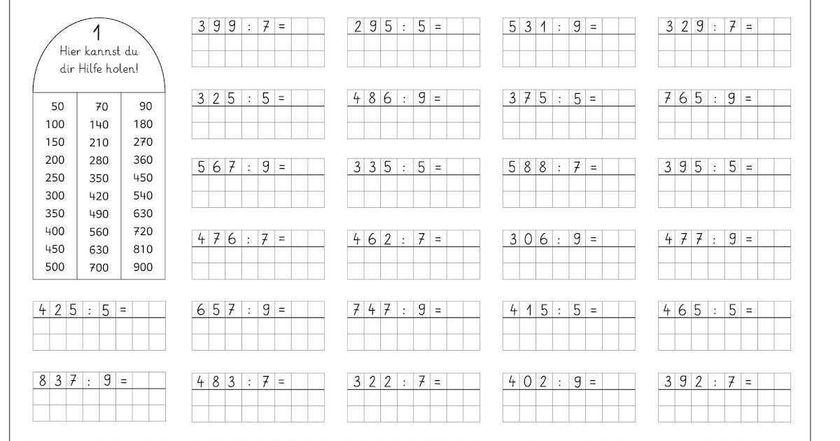 Tolle Multiplizieren Fraktionen Und Ganze Zahlen Einer Tabelle Mit ...