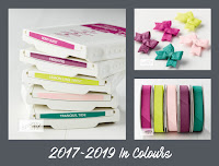 2017 - 2019 Stampin Up In Colours Products Mitosu Crafts Order Stampinup UK Mitosu Crafts Online Shop