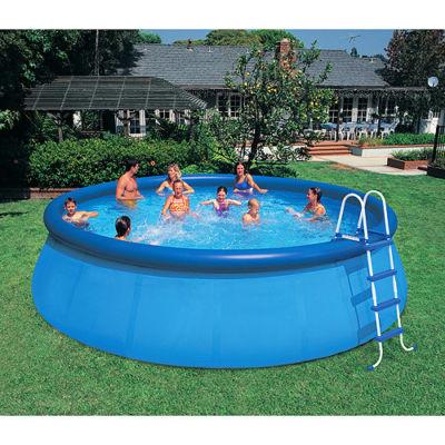 Piletas de lona piscinas piletas for Piletas inflables intex precios
