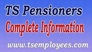 Telangana Pensioners Portal