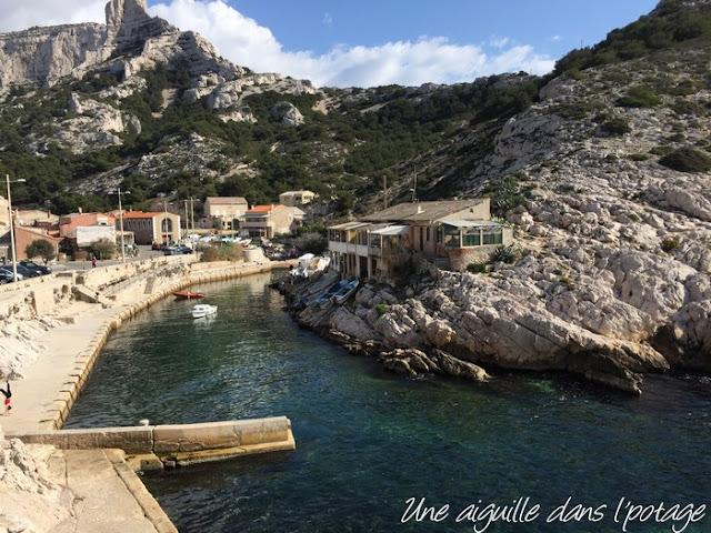 les Goudes, Marseille