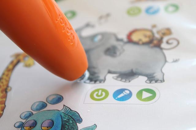 Sticker tiptoi create stift mit aufnahmefunktion weihnachtsgeschenkidee 3
