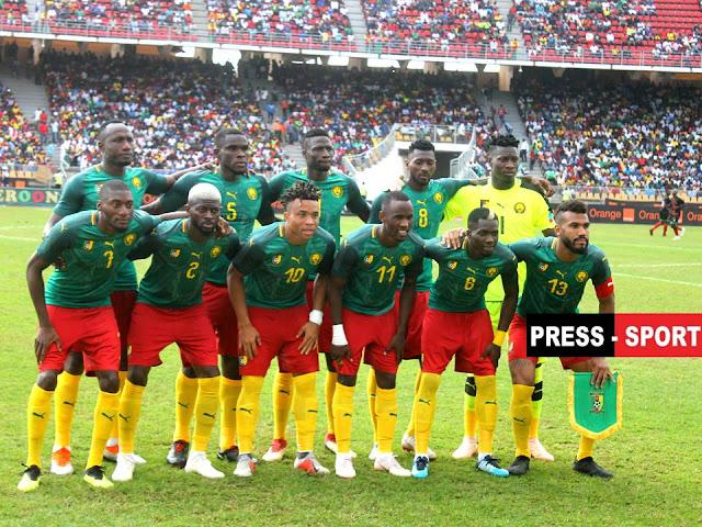 CLASSEMENT FIFA : LE CAMEROUN RECULE