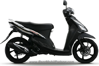 Sewa Motor Mio di Bogor