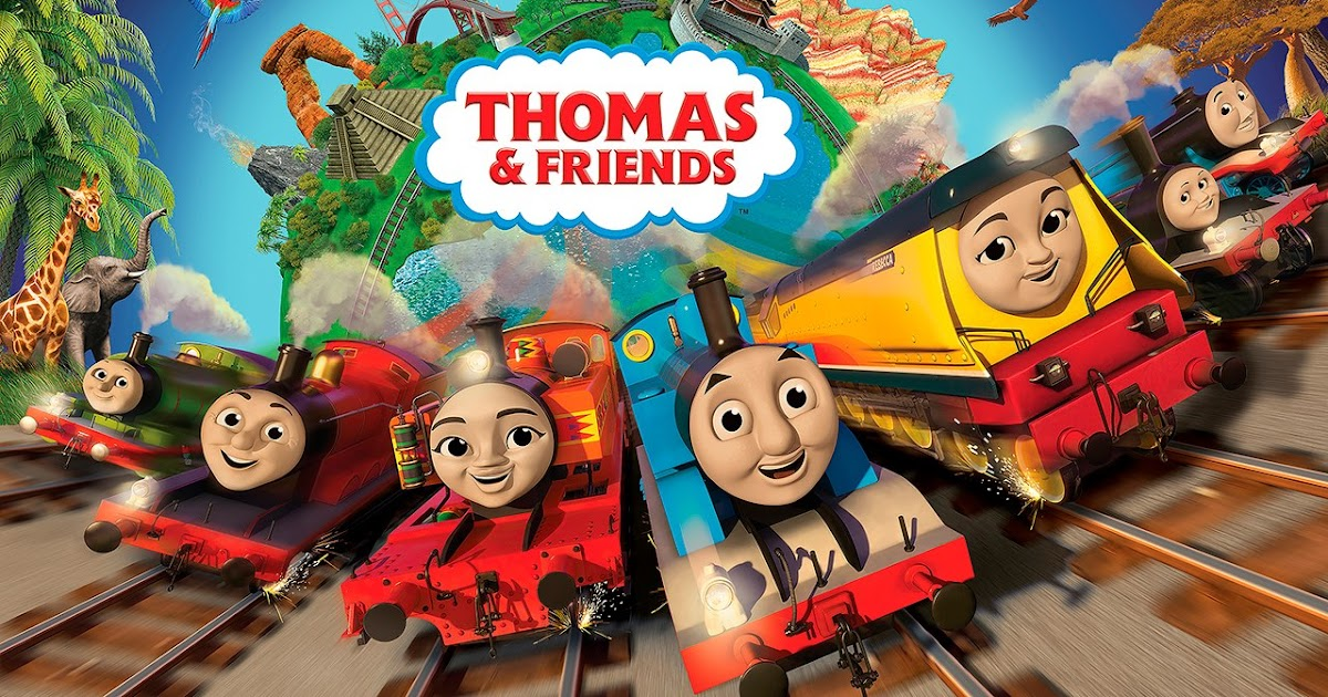 Nickalive Mattel Greenlights Thomas Friends Season