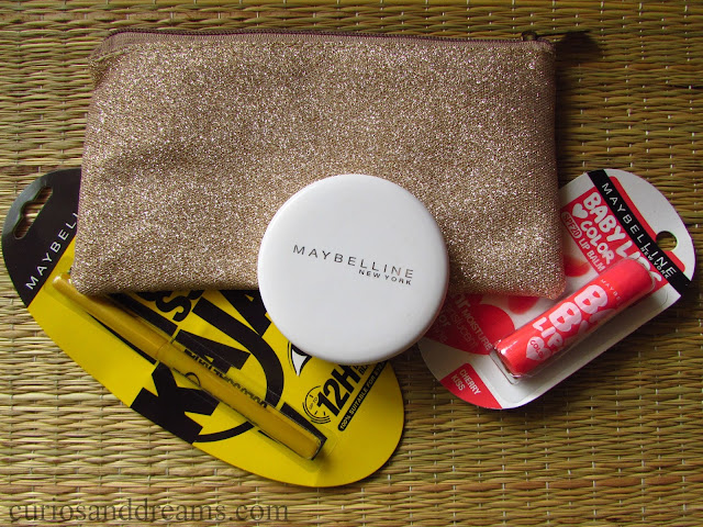 Maybelline Summer Essentials Kit, Maybelline Summer Essentials Kit review