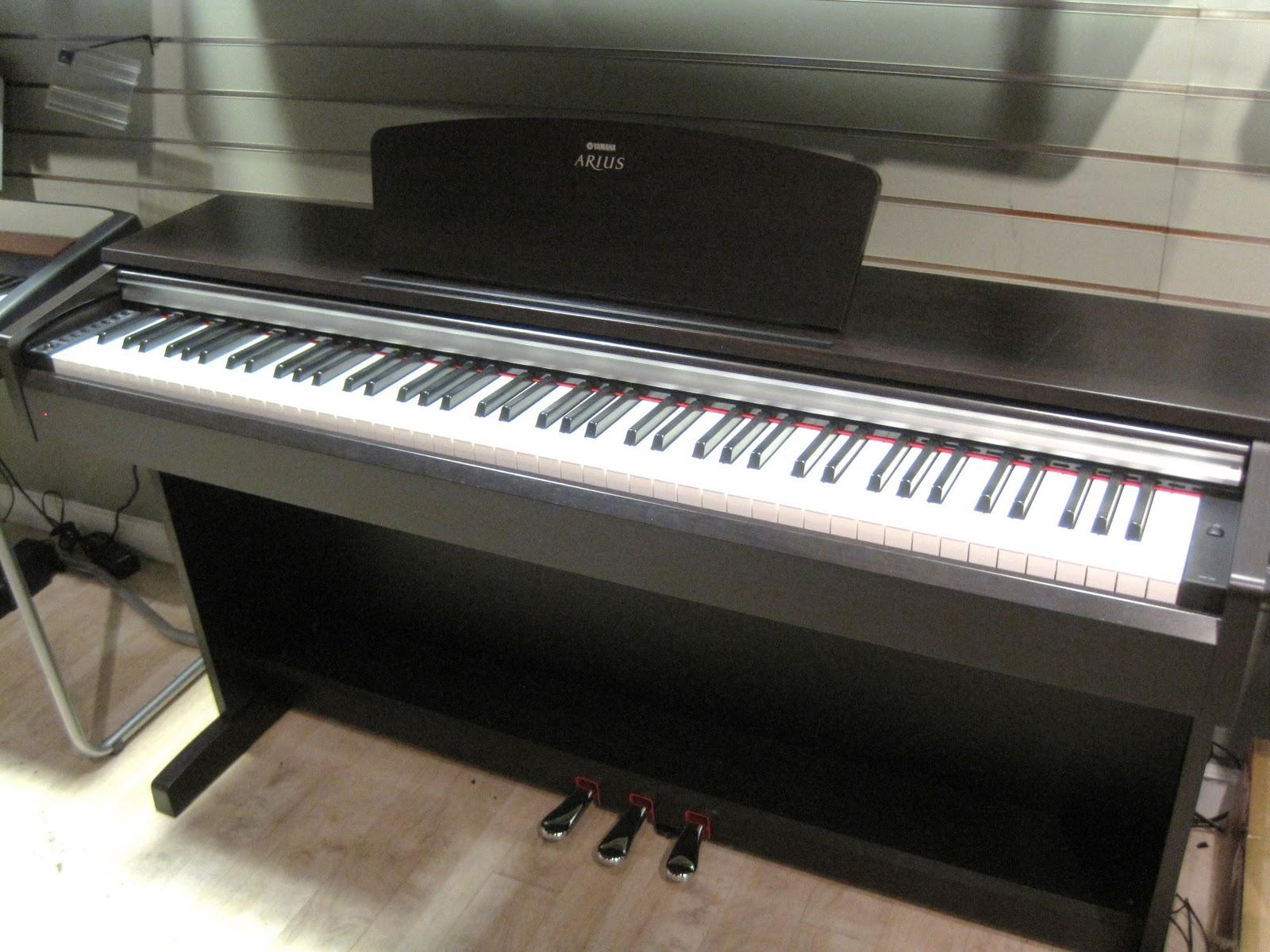 Buying Used Yamaha Piano