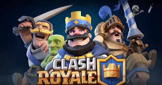 Clash Royale v1.7.0 MOD APK Terbaru Unlimited Gems, Money dan Coin Update 2017