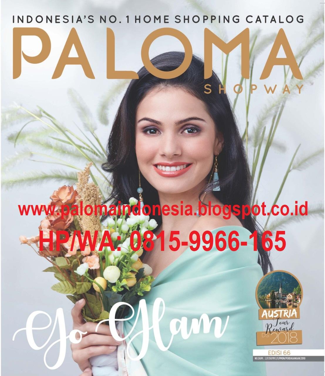 Paloma Shopway Indonesia Rkb Tegal Sarung Bantal Flanel Katalog Terbaru Edisi 66 Tahun 2018