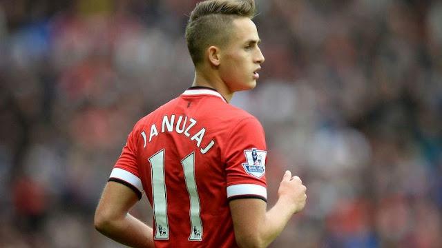 Januzaj dipinjamkan MU ke Sunderland