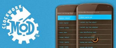 Cara Install CWM Recovery Semua HP Android dengan Mudah