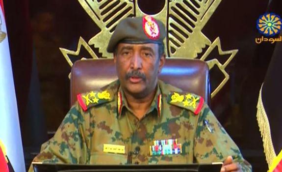 المجلس العسكري الانتقالي في السودان يشكر الحكومة السورية.؟
