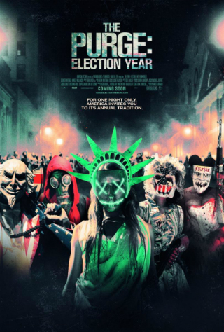 The Purge: Election Year [2016] [DVDR] [NTSC] [Latino]