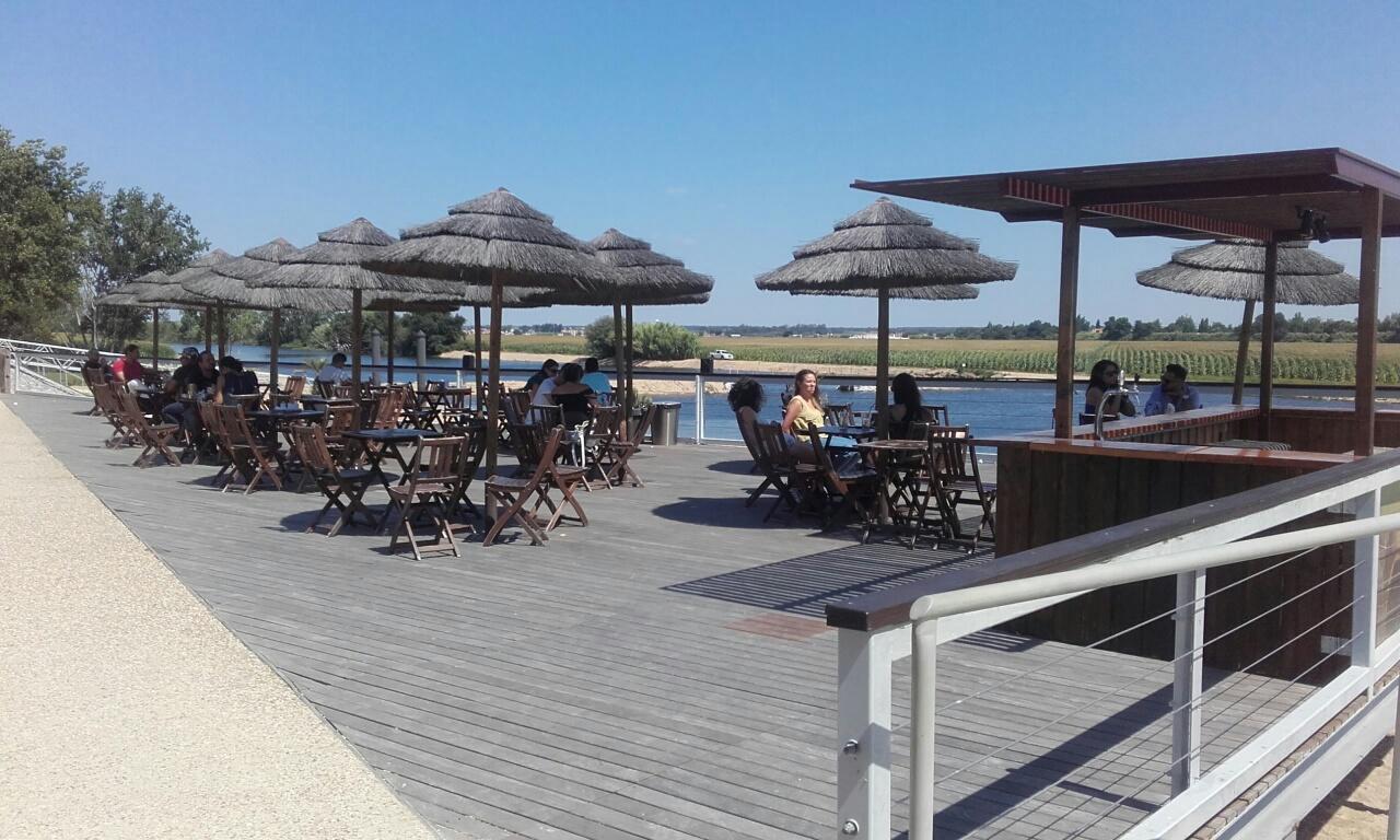 bar da Praia de Coruche