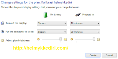 Cara kalibrasi baterai laptop agar kembali baru2
