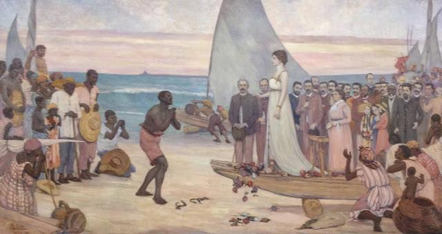 Libertação dos escravos no Ceará