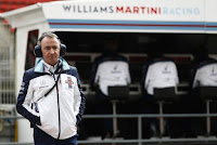 Williams Paddy Lowe F1