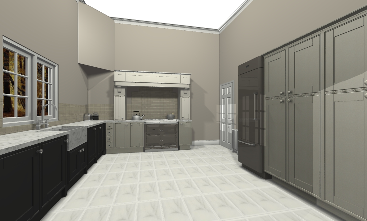 Glenlith Interiors Blog: 1909 Kitchen Glasgow Ammendment