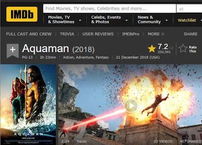 Aquaman, Penyelamat Muka DC!