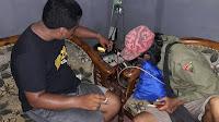 Setting radio yaesu ft2900