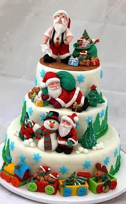 Christmas 2015 Cake Recipes with Pictures Pinterest