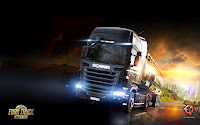 Euro Truck Simulator 2 [ETS 2] Indonesia Full Version