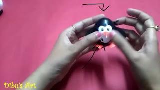 boneka telur sederhana
