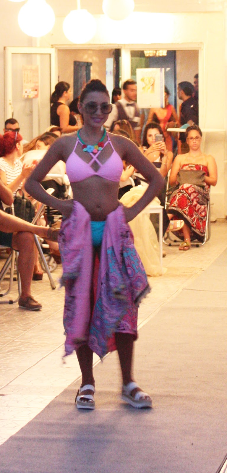 133fa7554090 Το VISION freepress by Aegeancloud παρουσιάζει την επίδειξη μόδας ...