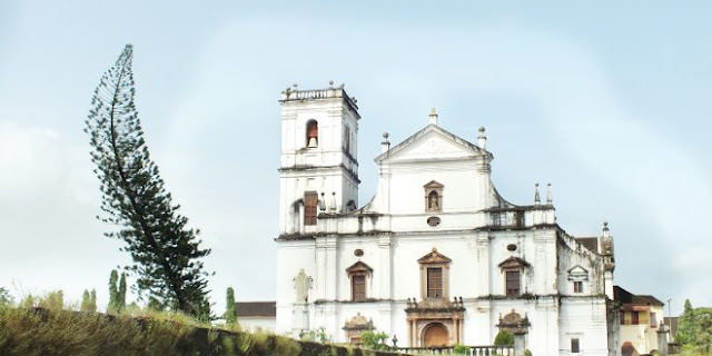 1-Sé-Cathedral-at-Old-Goa