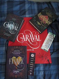Win the Caraval Trilogy!