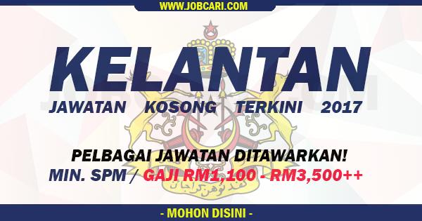 Jawatan di Kelantan