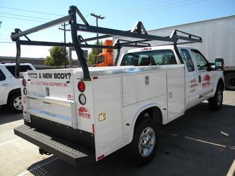 Rack It 174 Truck Racks Fully Welded Hd Service Utility Body
