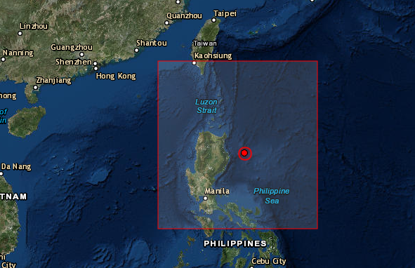 Earthquake Prediction: 5 1R in Philippines <--Spot on