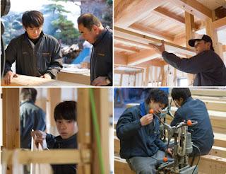 Tuyển gấp 8 nam làm xây dựng tại Tokyo – Nhật Bản